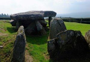 King Arthurs Stone.a